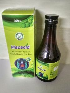 Macacid Cough Syrup