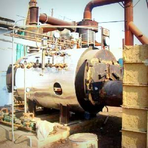 Bagasse Fired Boiler