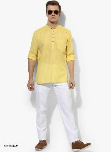 Short Kurta Hangup Mens