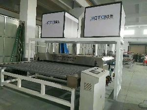 High-speed Automatic Low-e Glass Cleaning Machine