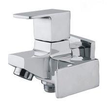 Wall Mounted Bath Shower Bathroom Sink Faucet