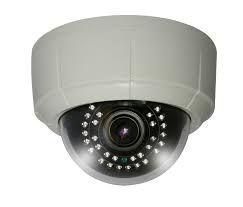 IR Analogue Dome Camera
