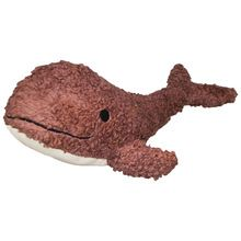 Whale Sherpa Soft Toy
