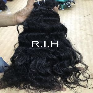 100% raw unprocessed virgin hair