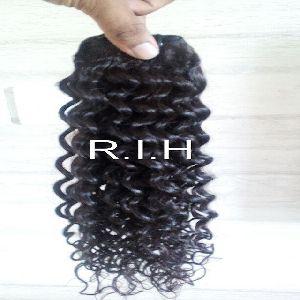 unprocesse hair