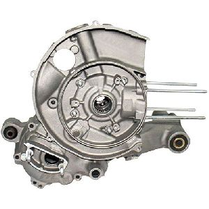 Vespa Px Lml Self Start Engine Casing Crank Case 3 Port