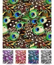 GeorgetteSilk Digital Printed Fabric
