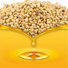 Organic Crude Soybean Oil