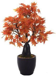 Artificial Japanese Maple Bonsai Plant