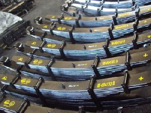 Laminated Leaf Springs
