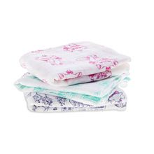 Cotton Baby Swaddling Receiving Blankets