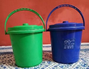 10LTR With Lid Dustbin
