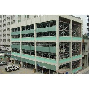 Multi Level Car Parking Management System