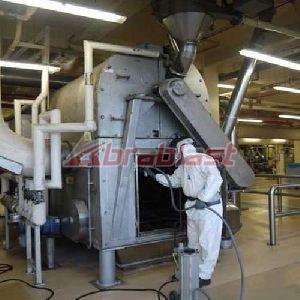Blasting Machine Repairing Service