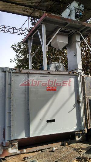 Swing Table Shot Blasting Machines AB-AST-1800 02