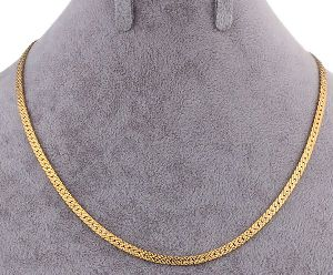 24K Gold Plated Chain