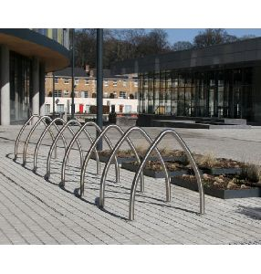 Bicycle Steel Stand