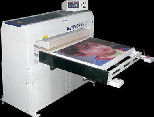 Sublimation solutions Machine.