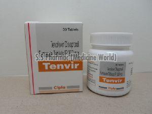 Tenvir 300 mg Tablet