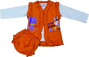 Kidstop With Cotton Jacket With Pant