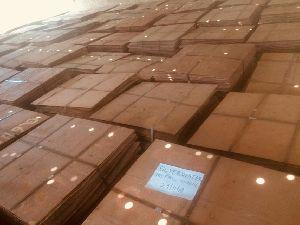 Copper Cathodes 99.99%