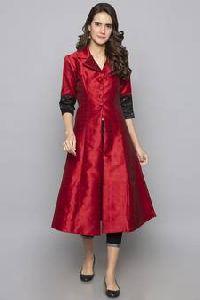 0fd6f6aa15 Designer Silk Kurtis - Manufacturers, Suppliers & Exporters in India