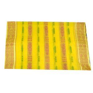Handloom Cotton Tant Jamdani Saree