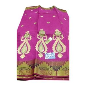 Handloom Cotton Tant Saree