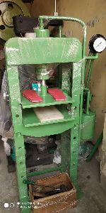 Hydraulic Slipper Making Machine