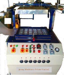 Semi Automatic Thermocol Making Machine