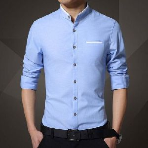 9ada936ef Cotton Formal Shirts - Manufacturers, Suppliers & Exporters in India