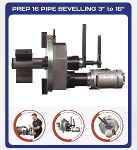 Prep 16 Pipe Bevelling Machine