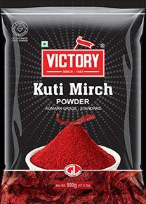 Kuti Mirchi Powder