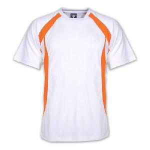 Mens Plain Sports T-shirt