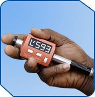 Equotip - Piccolo Digital Portable Hardness Tester