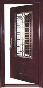 Residential Safety Doors