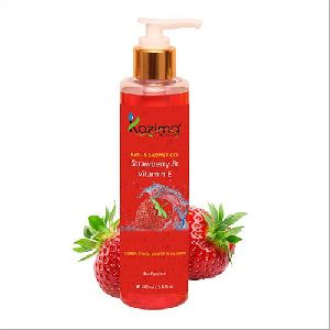 Strawberry & Vitamin E Shower Gel