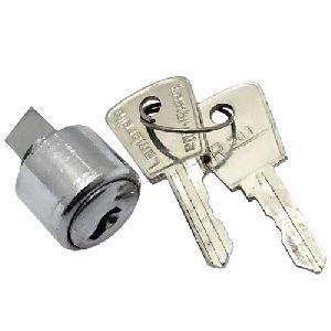Lambretta Li Gp Series Steering Lock With 2 Keys