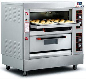 Electric Deck Tray Oven