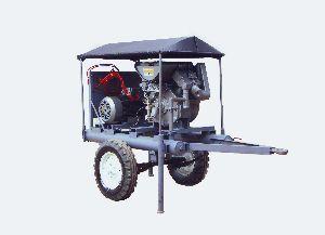 Electric Powered Air Compressor