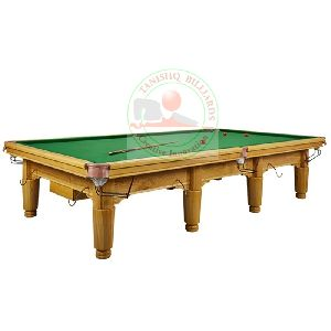 Antique Billiards Table