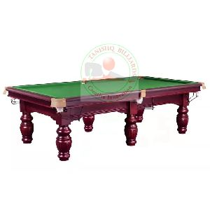 Professional Antique Snooker Table