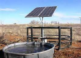 Wind Solar Hybrid Water Pump