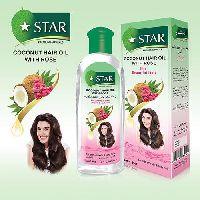 Star Coconut Rose Hair Oil