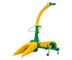 Single Row Maize Harvester