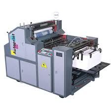 Single Color Offset Printers