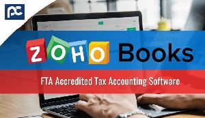 Zohobooks Inventory Online Accounting Software
