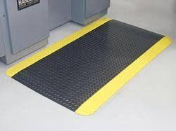 electric rubber mat