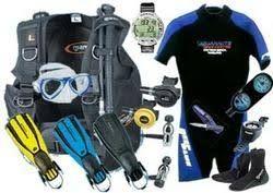 Safenet Polyester Dive Equipment