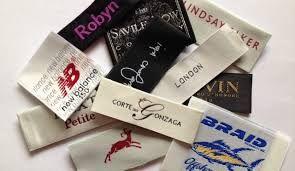 Printed Cloth Label